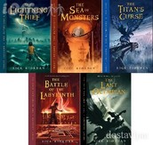 The books in the series