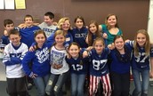 It was a Blue Friday for all the Right Reasons!