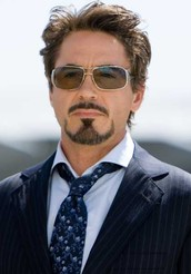 Robert Downey Jr As Robert West