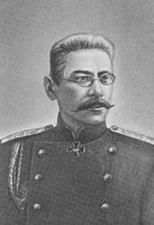 Commander for Russia