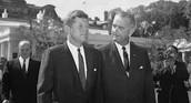 Kennedy/ Johnson 1961- 1969