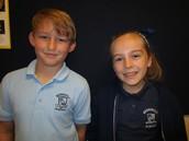 Third Grade Representatives
