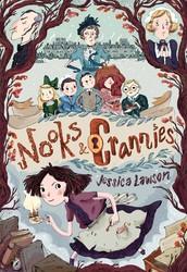 Nooks & Crannies by Jessica Lawson