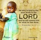 Proverbs 19:17
