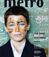 Metro #185 out now!