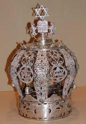 Art/Artifact: The Torah Crown