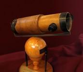 Isaac Newton's  Telescope