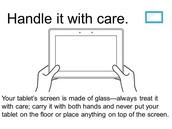 Tablet Care