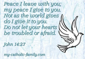 Biblical Support for Finding Peace