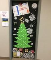 Door decorating contest!