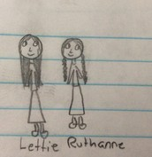 Lettie and Ruthanne