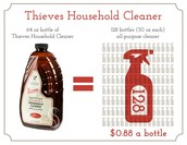 Revamp your cleaning products