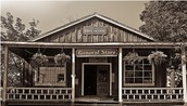 O'keefe general store in 1868