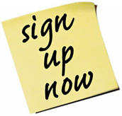 SIGN UP FOR CLUBS