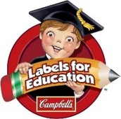 Labels for Education - Turn Your Labels In By June 1st.