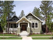 Modern Craftsman Style Home
