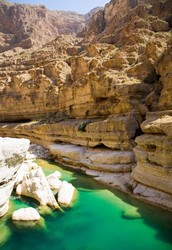 What is a Wadi?
