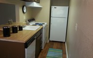 Fully equipped kitchen ready to go!