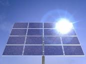 Van zon naar elektriciteit.