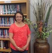 Mrs. M. Lopez - Librarian
