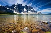 The Famous Jasper National Park