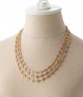Devon Layering Necklace Gold