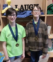 Most Books Read For District Battle of the Books Competition