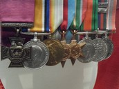 Medals of Naval Service