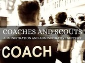 #1 Coaches & Scouts