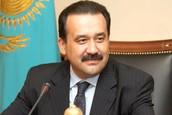 Prime Minister Karim Massimov