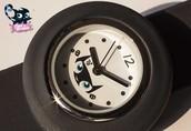 Reloj color negro - Tias Brujas