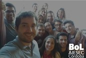 Board of Leaders - AIESEC Córdoba