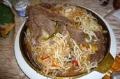 Mongolia's Mongolian Cuisine