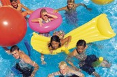 VBS Outreach & Pool Party, This Sunday @ 4:00