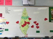 Grinch Day - where our hearts landed