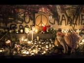 Homenaje a los fallecidos