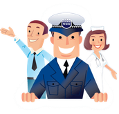 What are the roles of police?