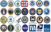 3 Federal Agencies