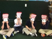 It's the Cat in the Hat!