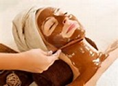 Choice of Chocolate Raspberry  Facial