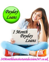 1 Month Payday Loans - 24monthloansinstantdecision247.co.uk
