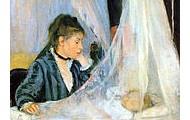 Berthe Morisot, The Cradle,