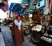 TRAVEL IN TUNISIA : THE MEDINAS