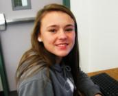 Alissa Golden, 8th Grader