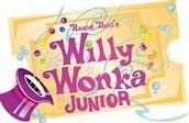 TOAST Presents: Willie Wonka, Jr.