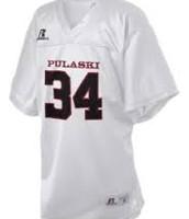 Pulaski football jersey