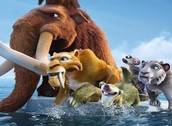 Woolly Mammoth from Ice Age Movie