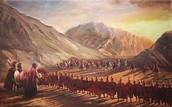 Spartan defense at Thermopylae