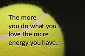 Finding your tennis ball