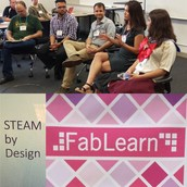 Respresenting SGCS on Stanford FabLearn Panel